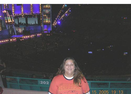 Me CMA's 2005 NYC