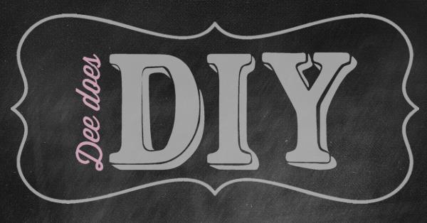 Dee does DIY