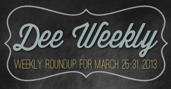 Dee Weekly 2