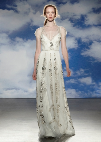 Jenny Packham 2015 Collection: Marina