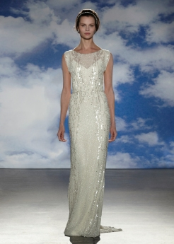 Jenny Packham 2015 Collection: Simone