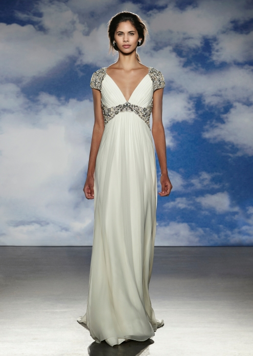 Jenny Packham 2015 Collection: Noa