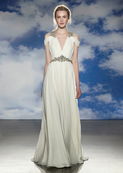 Jenny Packham 2015 Collection: Billie