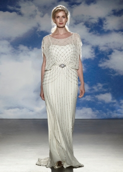 Jenny Packham 2015 Collection: Bardot