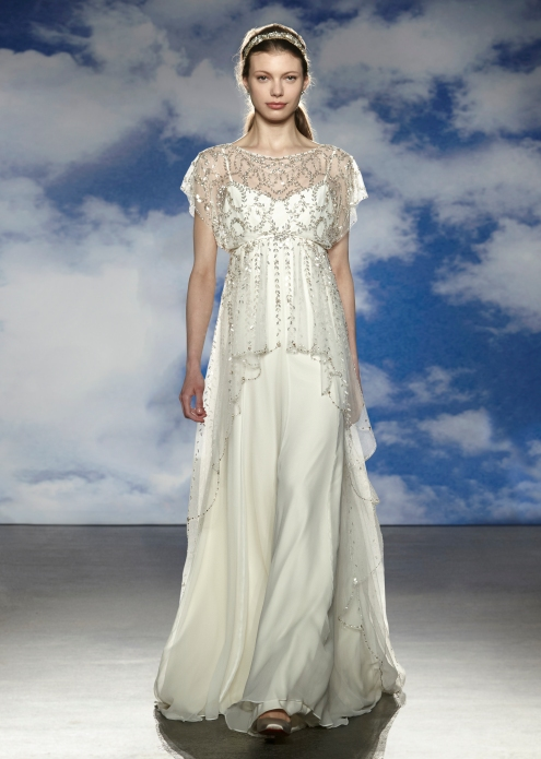 Jenny Packham 2015 Collection: Hatty