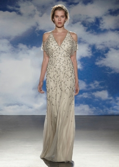 Jenny Packham 2015 Collection: Garbo