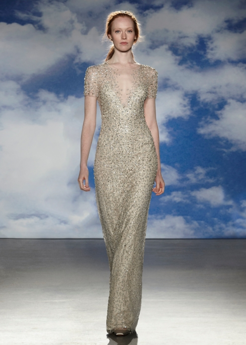 Jenny Packham 2015 Collection: Jocasta