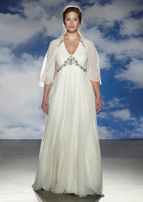 Jenny Packham 2015 Collection: Isabella