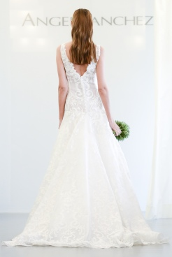 ANGEL SANCHEZ Bridal 2015