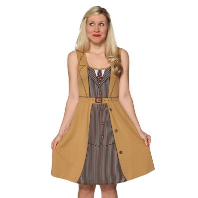 DAVID TENNANT ALINE DRESS