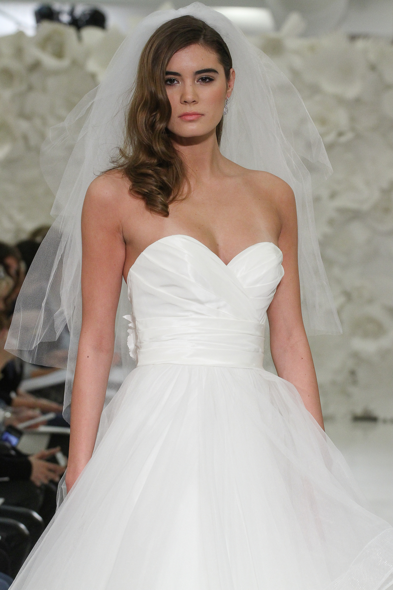 Fall 2015 Watters Wedding Dresses Spring