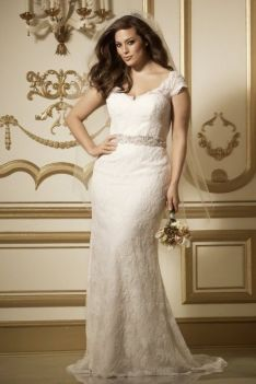 Wtoo by Watters Vesta Gown