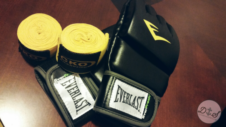 Everlast Gloves 1