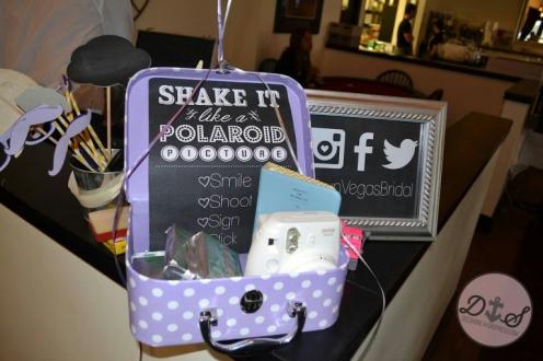 Polaroid Guestbook 1