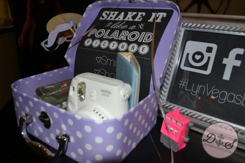 Polaroid Guestbook 2