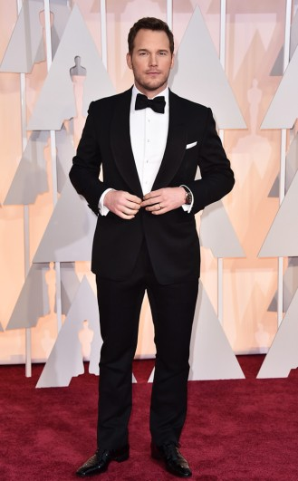 Chris Pratt - Tom Ford