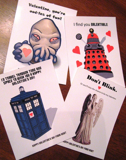 Doctor Who Valentine