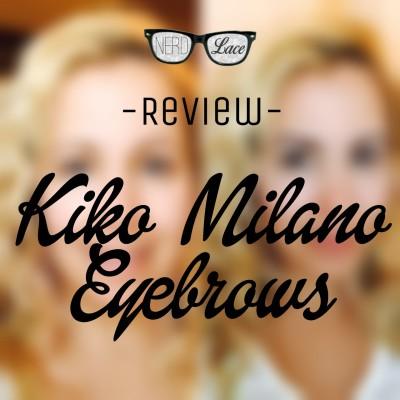 Kiko Milano Brows