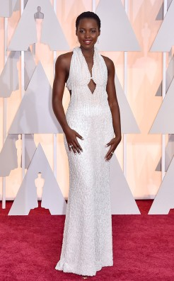 Lupita Nyong'o - Calvin Klein Collection