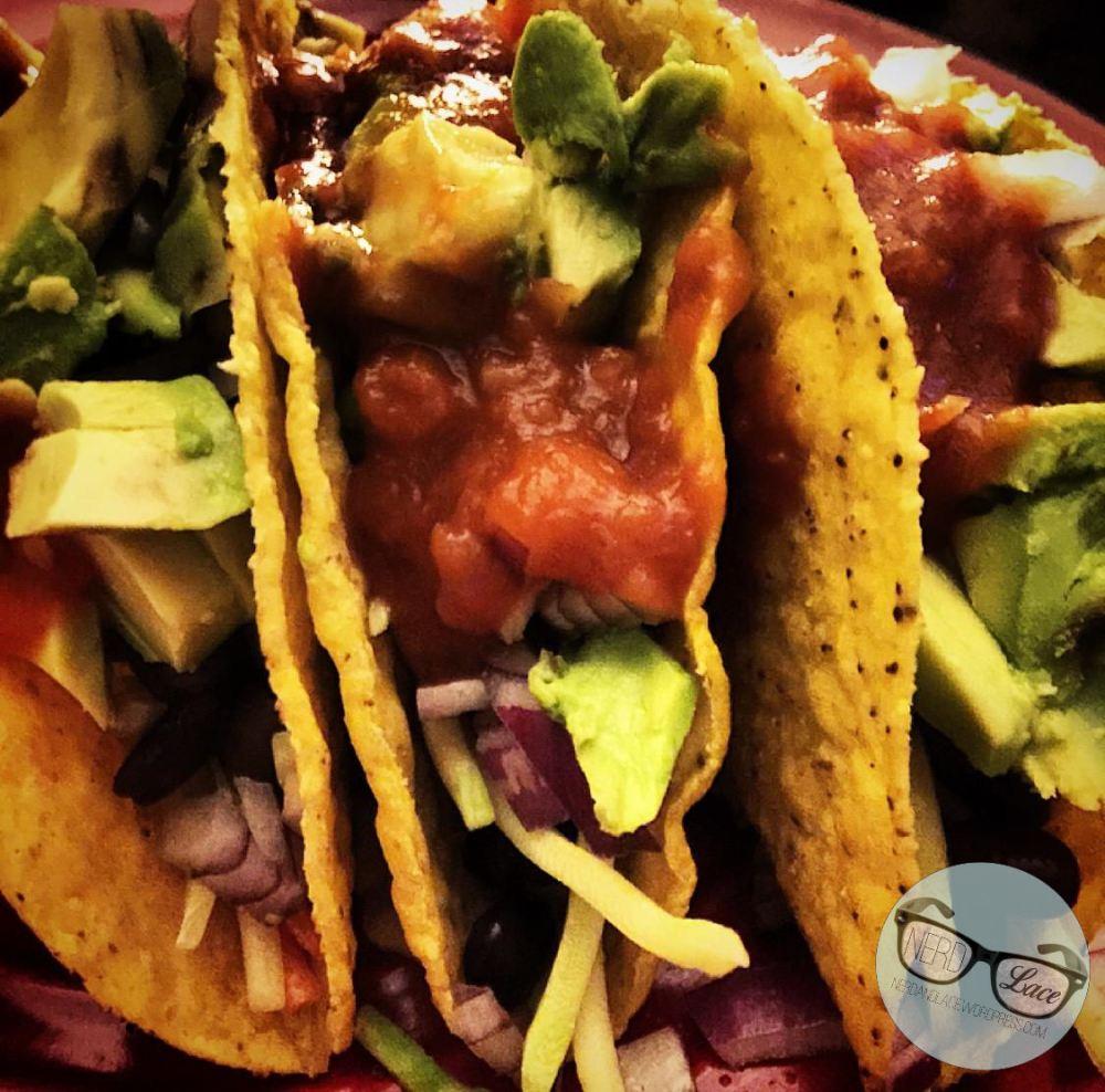 Organic Vegan Tacos