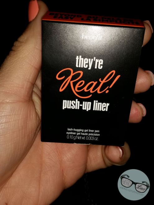 They're Real! Push-Up Gel Liner Pen 1