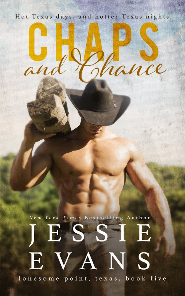 Chaps and Chance Cover