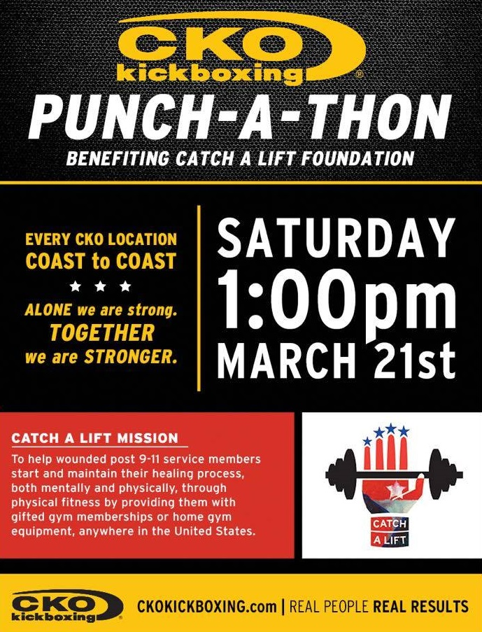 CKO Punch A Thon