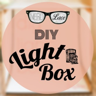 DIY Light Box Feature