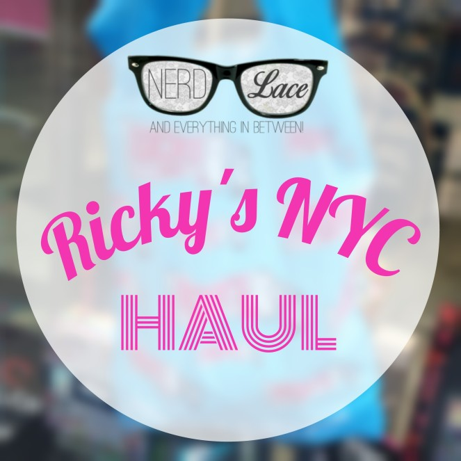 Ricky's NYC Haul Feature
