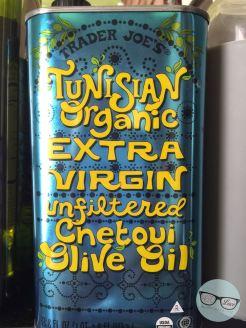 Tilapia - Olive Oil
