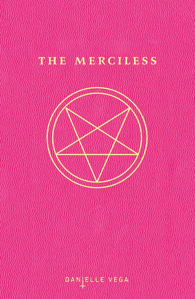 The Merciless by Danielle Vega Cover