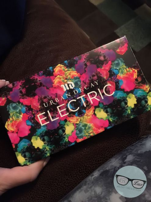 Urban Decay Electric Pallete 1