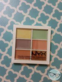 NYX CC Palette