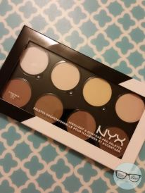 NYX Contouring Palette