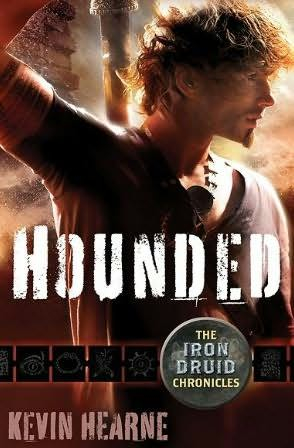Houded by Kevin Hearne
