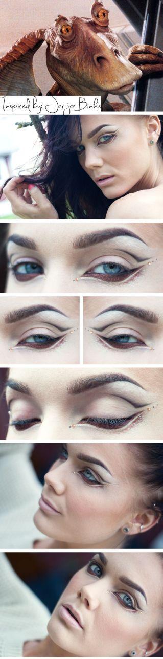 Star Wars Makeup 1