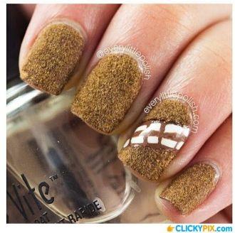 Wookie Nails