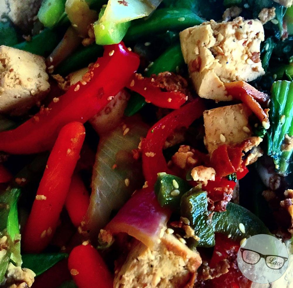 3-Tofu Stir Fry