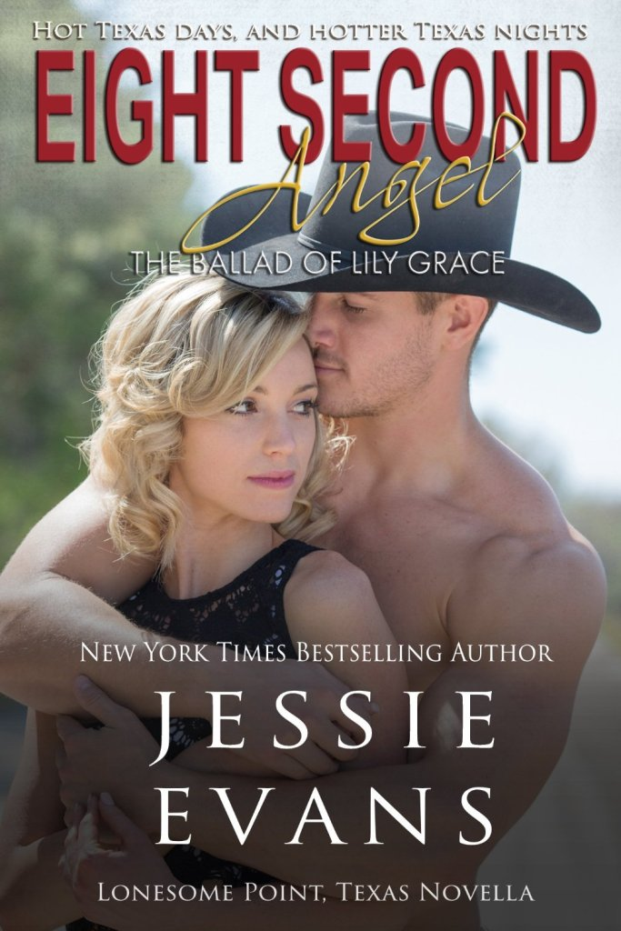 Eight Second Angel by Jessie Evans
