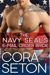 Navy Seal Email Order Bride by Cora Seaton
