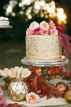 Sequin Cake 2