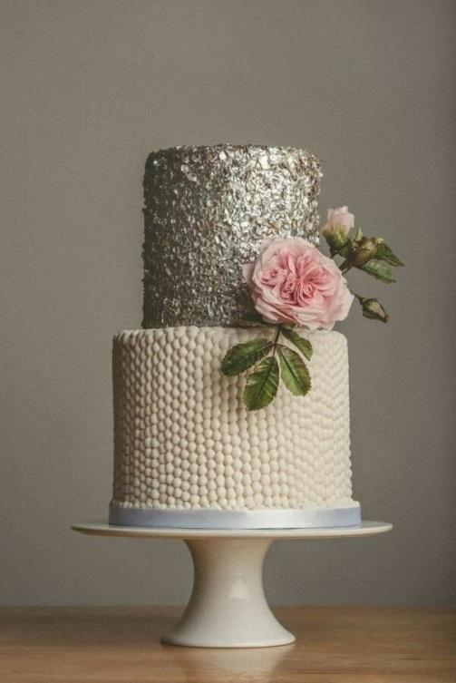 Sequin Cake 5