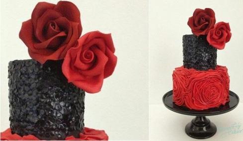 Sequin Cake 7