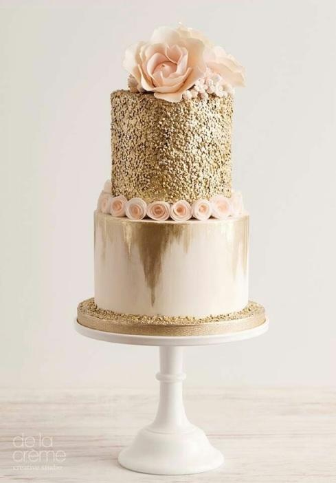 Sequin Cake 8