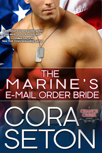 The Marine's E-Mail Order Bride by Cora Seton