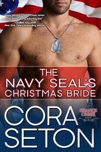 The Navy SEAL's Christmas Bride BY Cora Seton