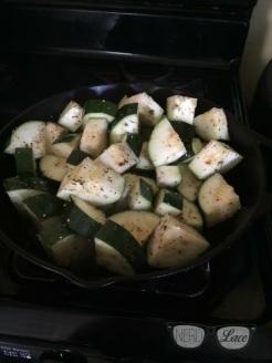Zucchini Breakfast 2