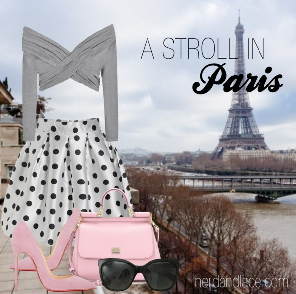 A Stroll in Paris