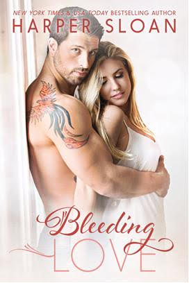 Bleeding Love by Harper Slooan