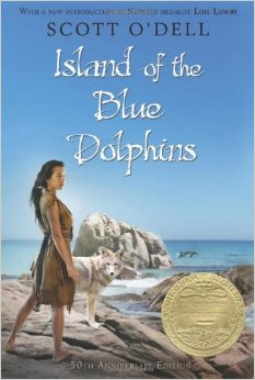 Island of the Blue Dolphins by Scoot O'Dell